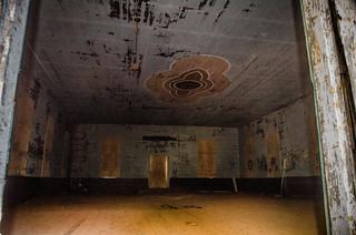 Horn Creek Church Interior