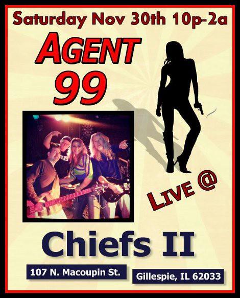 Agent 99 11-30-13