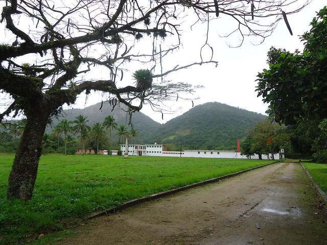 Antigua prisión de Dos Ríos