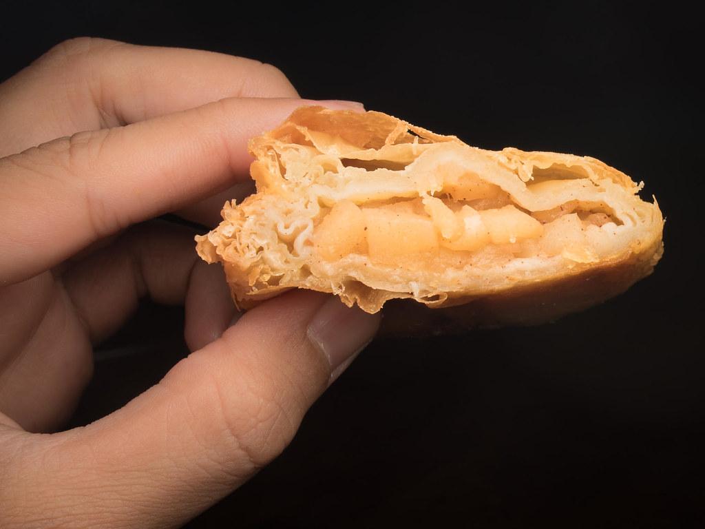 Flaky Sweet Potato
