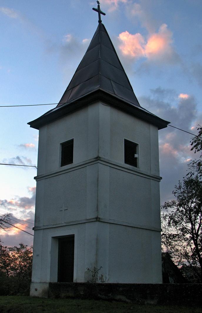 Zvonica v Selešťanoch