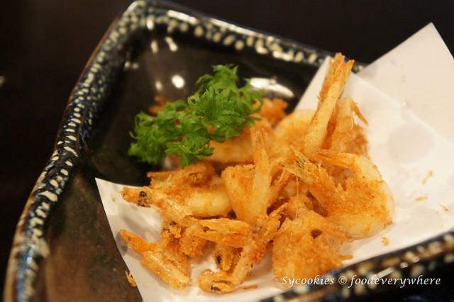 3.aoyama -Seasoned Baby Shrimp. Rm10.00 (1)