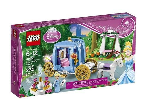41053 Cinderellas Dream Carriage