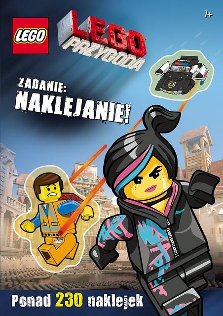 LEGO Przygoda - LAS100 - Zadanie naklejanie!
