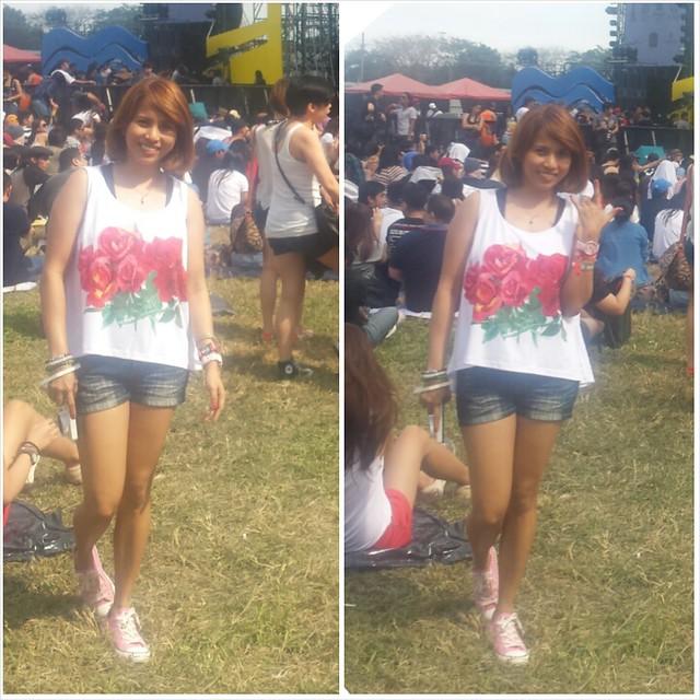 music festival look #wietd #ootd