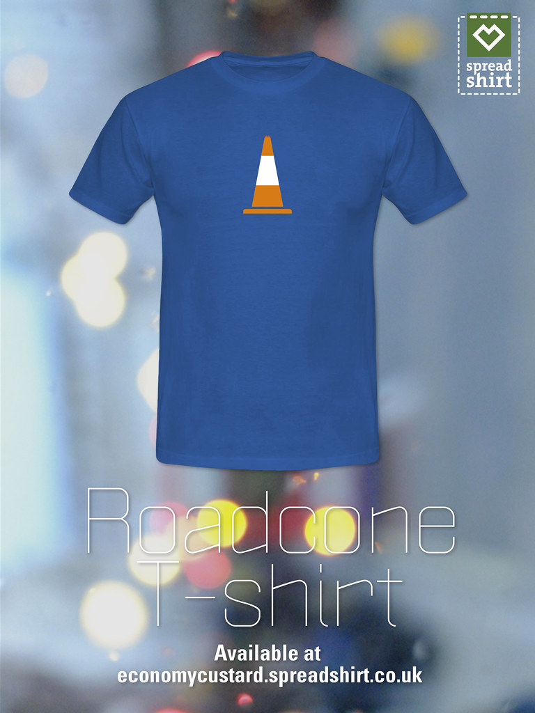Roadcone T-shirt