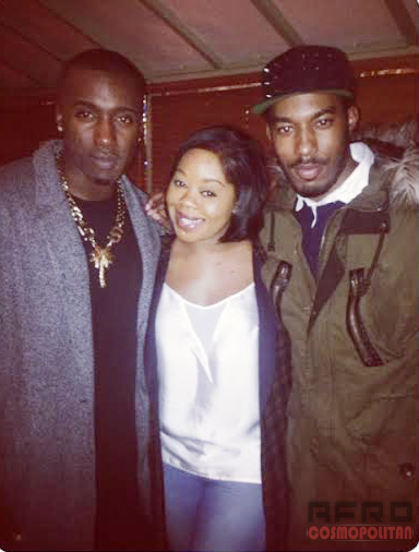 Rough Copy and Sanchez in the middle