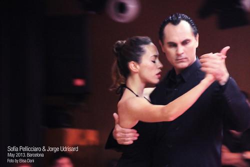 Jorge Udrisard y Sofia Pellicciaro - poema