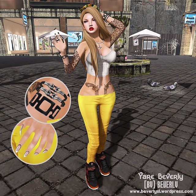 *ZD*+Miss Canning+Boss Tattoo+etham+Thoranua+Sweet Leonard+[SHOCK]+cheeky+Razor+PP+Nani Poses (Group Gift+New+Endless Summer Hunt+PURE Sales Room)