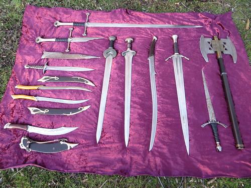 knives!