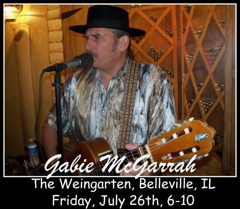 Gabie Mcgarrah 7-26-13