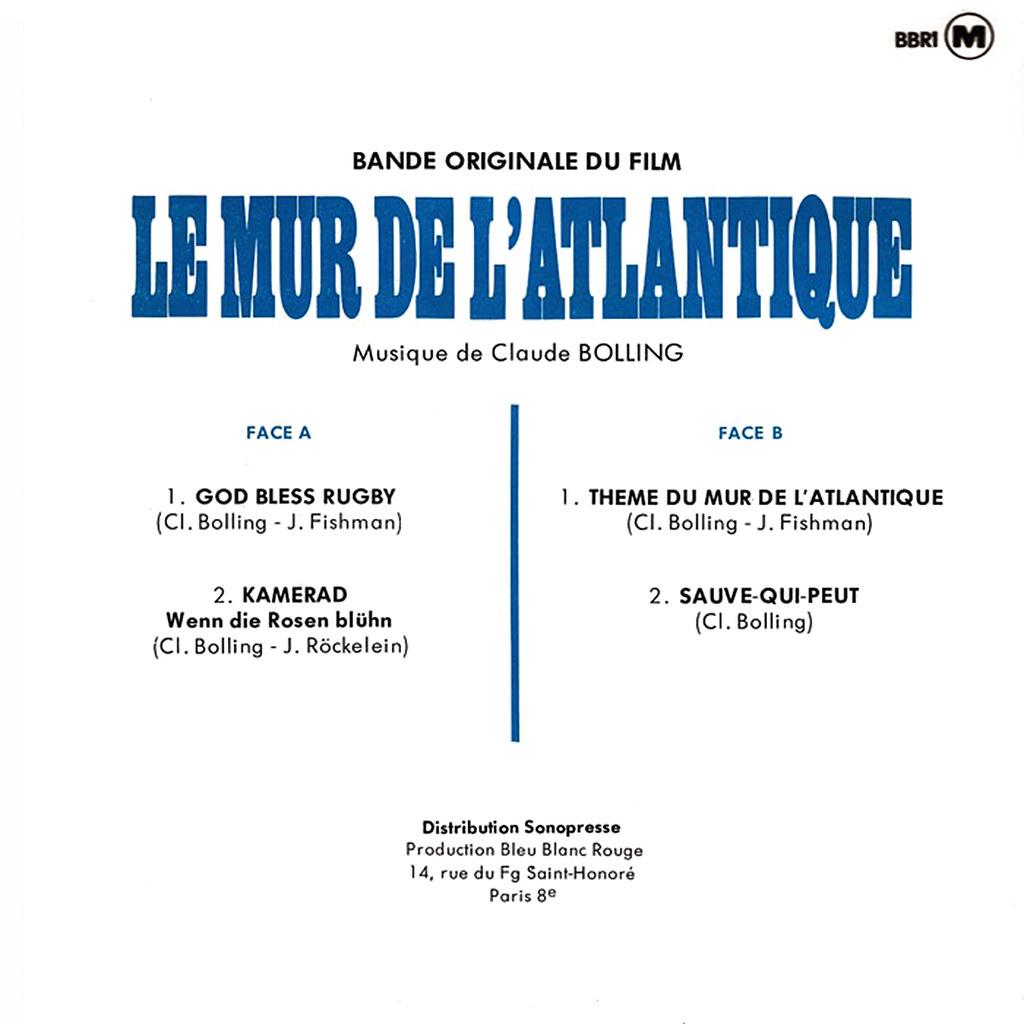 Claude Bolling - Le mur de l'Atlantique