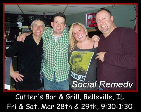 Social Remedy 3-28, 3-29-14