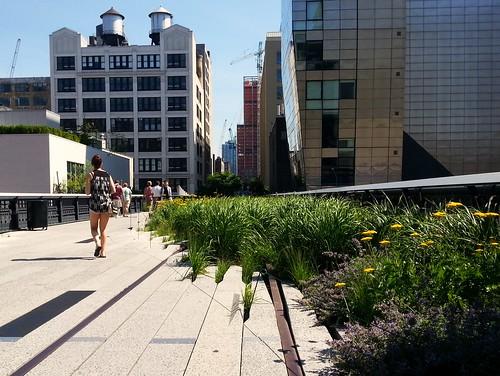 High Line Tracks
