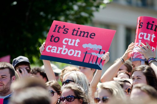 Beyond Coal Rally, 24 Aug 2013