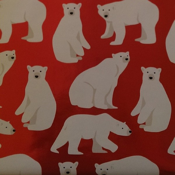And the award for best wrapping paper of 2013 goes to...
