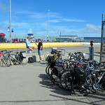 Ferry Bike Loading Zone