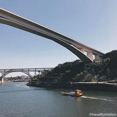 #summer #beyond #bridges #porto #oporto #porto_ig #visitporto #portugal #loves_porto #portolovers #wanderlust #travel #travelgram #vsco #vscocam #guardiantravelsnaps #guardiancities #citytrip #travelphotography #igers_porto #visitportoandnorth #ig_travel