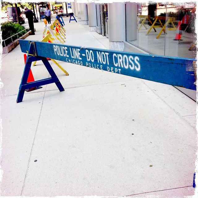 Police Line - Do Not Cross