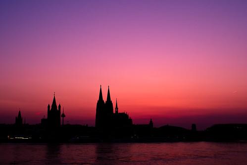 Skyline Köln