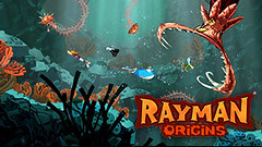 PlayStation Plus: Rayman Origins