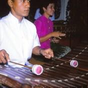 Thai dance and music