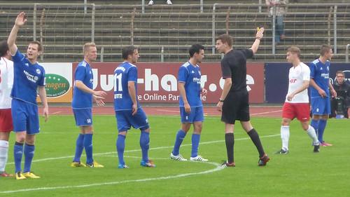 Schiedsrichter Felix Schmitz