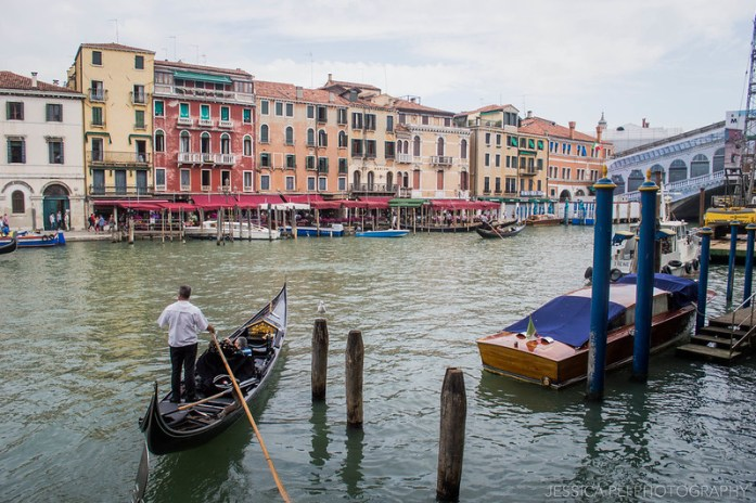 A City on Water: the Canals of Venice