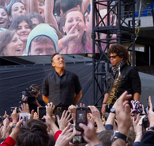11 Bruce Springsteen Paris 2013