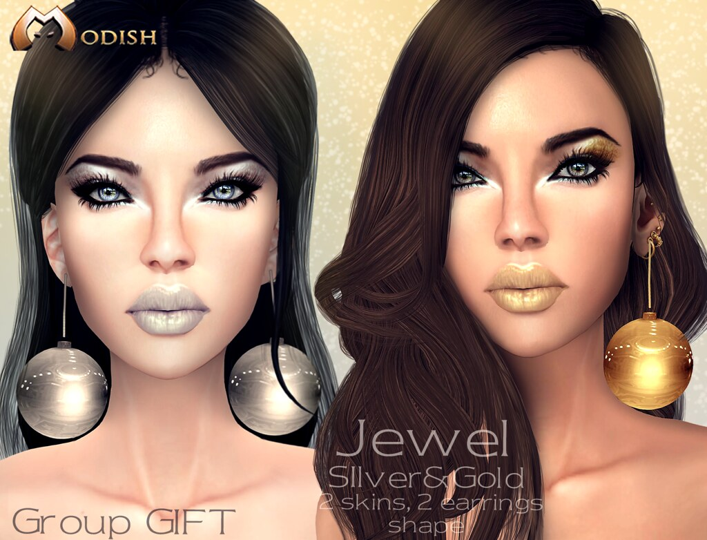 ::Modish:: Jewel skins Group Gift in mainstore