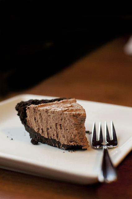Baileys Salted Caramel Chocolate Pie 4
