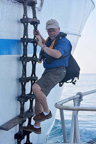 Capt Baker Unryu Maru