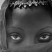 Young woman. Mauritania