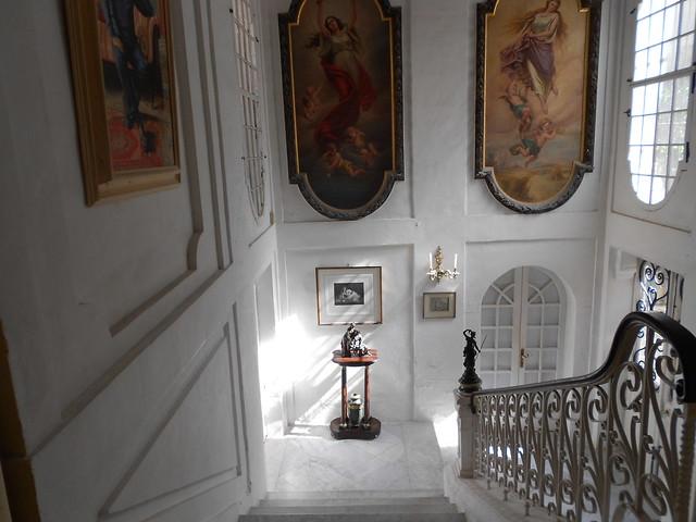 Escalera Casa Rocca Piccola