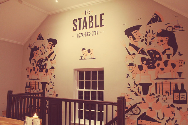 Stable Poole