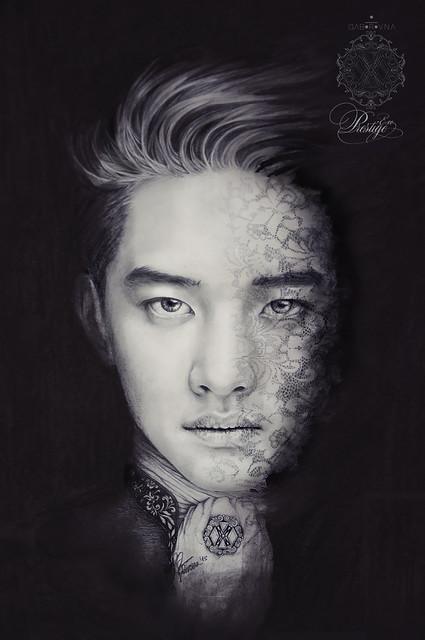 EXO Prestige - D.O art