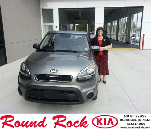 Happy Birthday to Michele Houghlin from Michael Glass and everyone at Round Rock Kia! #BDay by RoundRockKia