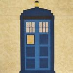 "20"" TARDIS block"