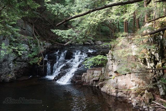 Tenant Creek Falls 0001 Adirondack, NY, USA