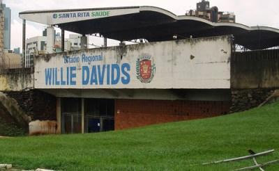 Estádio Willie Davids - Reformas (16)