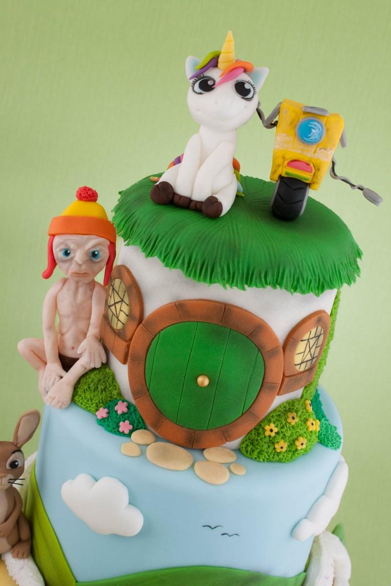 60. Cake of awesome
