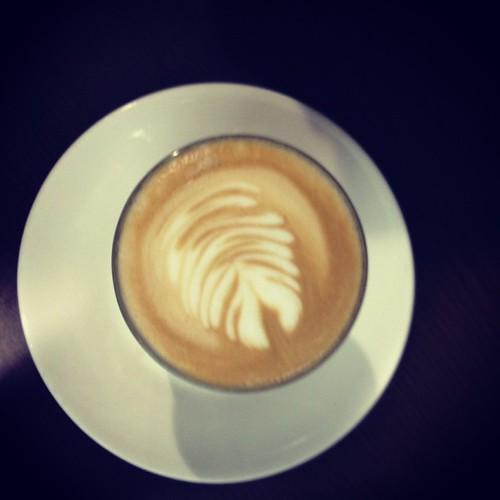 #latte in #sydney #australia by @MySoDotCom