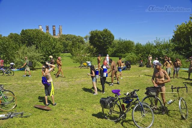 naturist 0001 Philly Naked Bike Ride, Philadelphia, PA USA