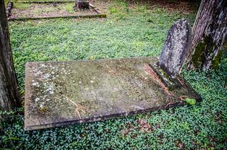 Old Retreat Prebyterian Church and Cemetery-012