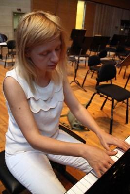 Valentina Lisitsa vill ta fram Rachmaninovs eget sätt att spela.