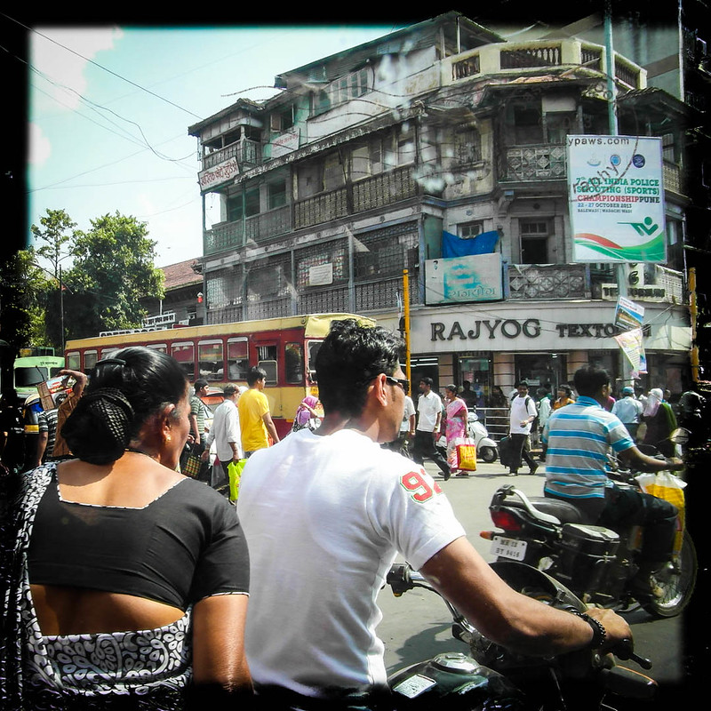 A Drive Down Laxmi Road