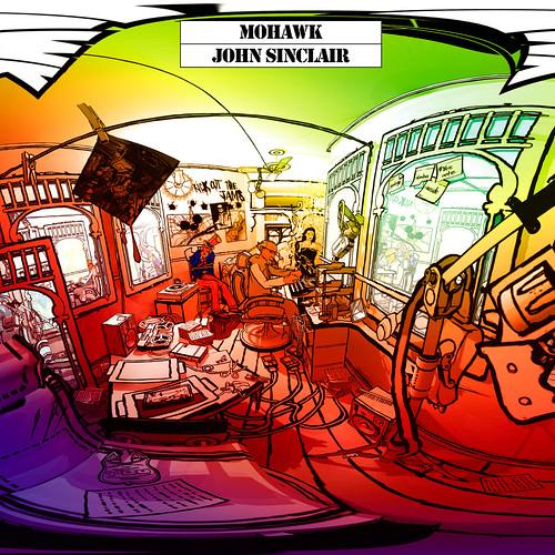 John Sinclair - Mohawk front cover