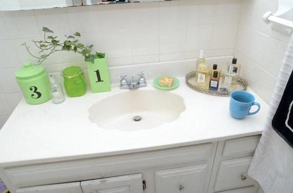 DIY Jadeite and Vintage Glass Tutorial