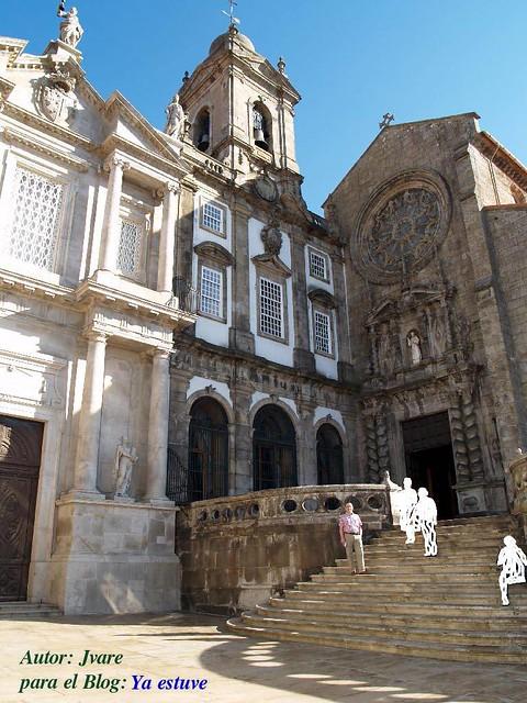 Iglesia S. Francisco, Oporto
