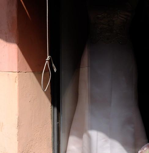 Suicide bride by Simon Sharville